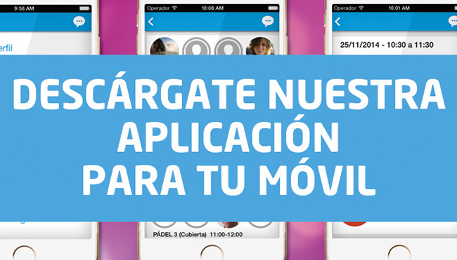 Descargar App Pádel