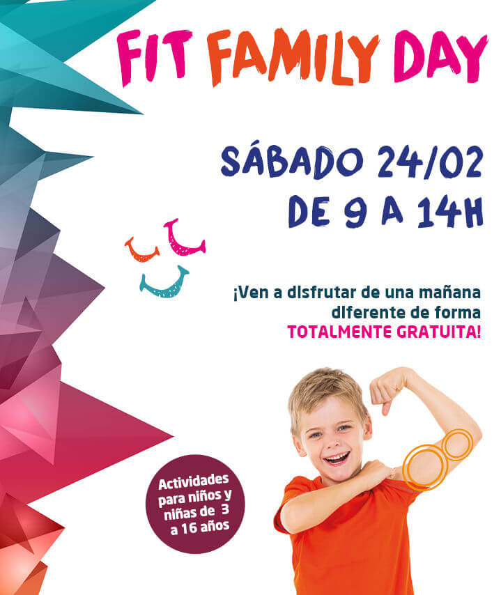FIT FAMILY DAY